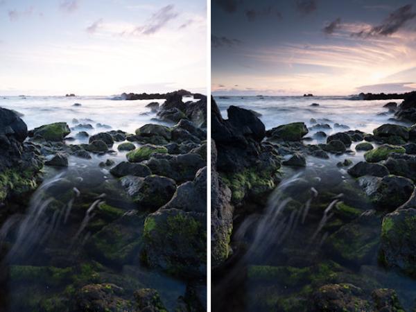Effekte vor Ort mit dem Haida 100-Pro Filterhalter Set