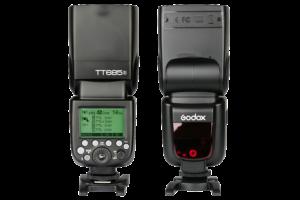 Das Godox System - Godox TT685