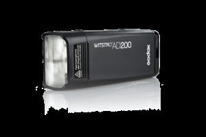 Das Godox System - Godox AD200 All-in-One Blitz