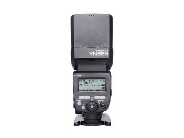 Yongnuo Funk TTL Blitz YN685 für Canon