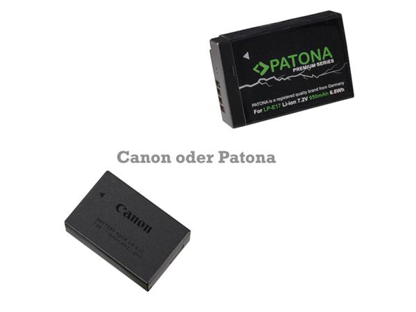 Patona LP-E17
