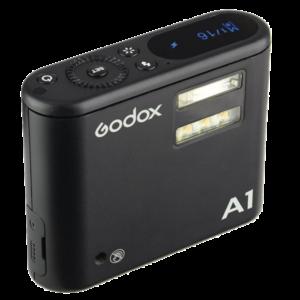 Das Godox System - Godox A1
