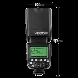 Das Godox System - Godox V860II