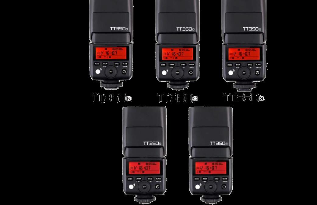 Godox TT350 Firmware
