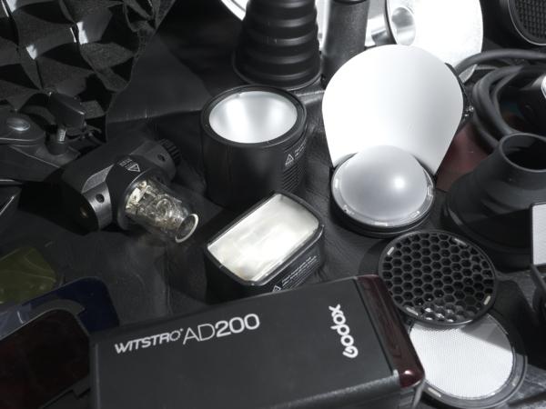 Godox AD200 Zubehör