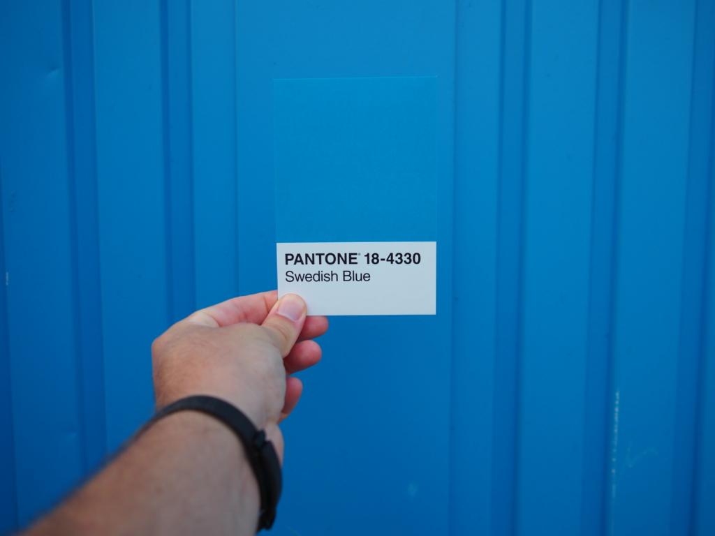 Das Pantone Projekt