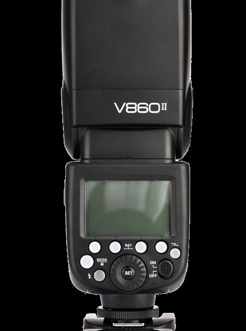 Godox V860 II Systemblitz