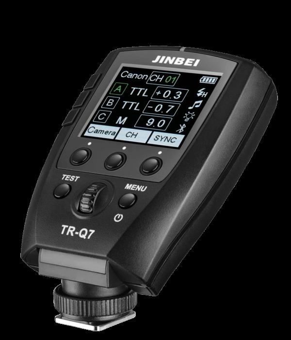 Jinbei TR-Q7 TTL-Funkfernsteuerung