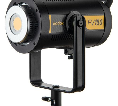 Studioblitz oder Dauerlicht, der Godox FV-150 ist beides